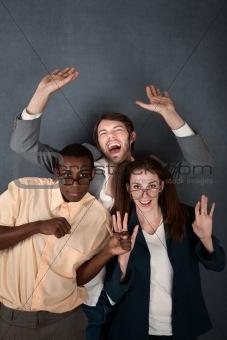 Three Nerds Dance