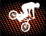 bmx biker