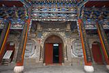 Entrance Chinese Christian Church Dali