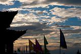 Morning At South Gate Dali Yunnan