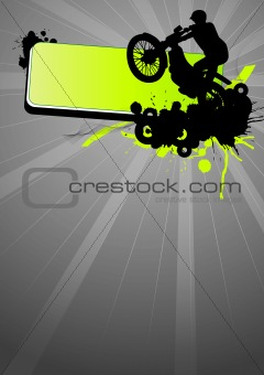 Motocross poster 1