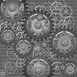 mechanism - gears