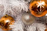 Balls on branches