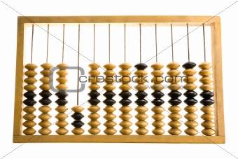 Old-fashioned calculator