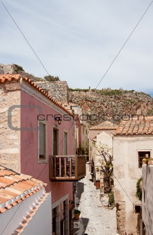 Monemvasia Alley