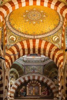Famous Notre-Dame-de-la-Garde