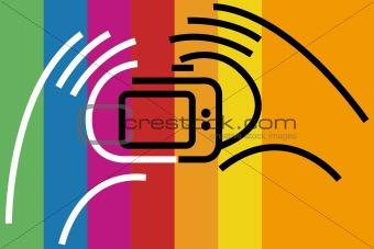 click hand