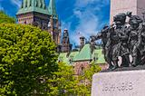 Ottawa National War Memorial