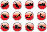 footwear collection in button