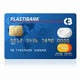 Credit card - vector file