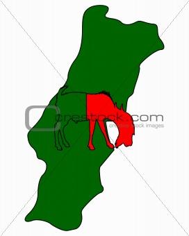 Portuguese he-goat