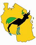 Tanzania antelope