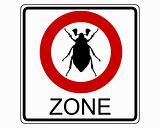Cockchafer traffic sign