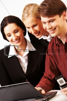 Three specialists