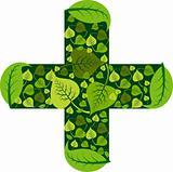 ayurveda medical logo