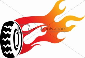 flame wheel