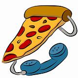 Pizza Phone Hotline