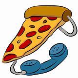 Pizza Phone Hotline