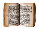 Al-Quran Opened