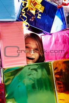 Among gifts