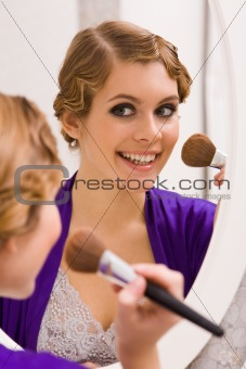 Facial preparation