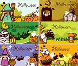 Halloween Holiday Gift Card Set