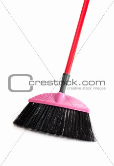 New Pink Broom