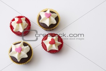 Small cupcake treats