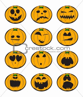 pumpkin smiles