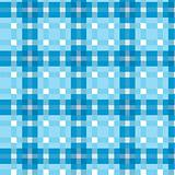 Tablecloth tartan pattern