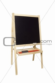 Chalkboard and Easel - Photo Object