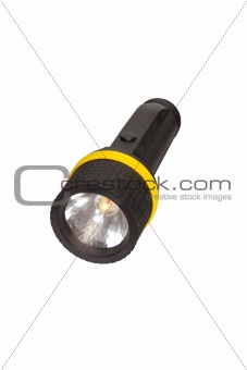 Flashlight - Photo Object