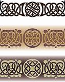 Celtic tattoo pattern