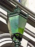 Street lantern lamp