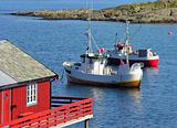 Norwegian  fishing boat