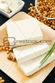 Tofu and Soybeans