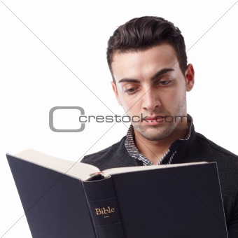 Reading Bible