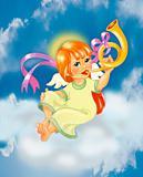 angel singing