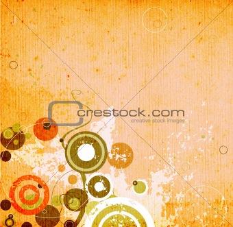 decorative floral background