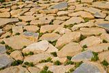 stones in perspective