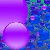 Bubble Mania Purple