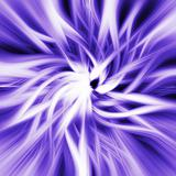 Abstract Purple Vortex Background