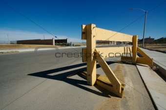 Abstract of Road Barrier