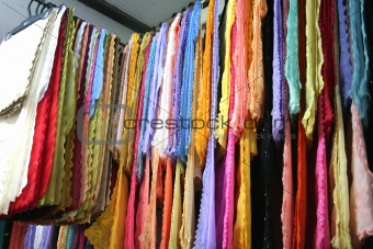 Asian fabrics