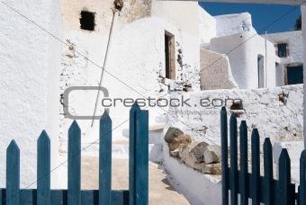 Greek old village