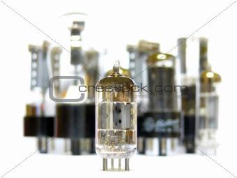 Vacuum Radio Tube