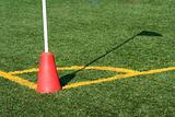 Soccer Corner Marker Flag