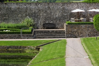 Ancient Walled Garden