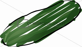 Cucumber sketch
