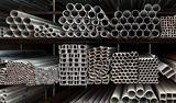 Metal pipe stack